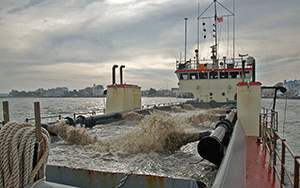 Dredging – Discovery of Sound in the Sea